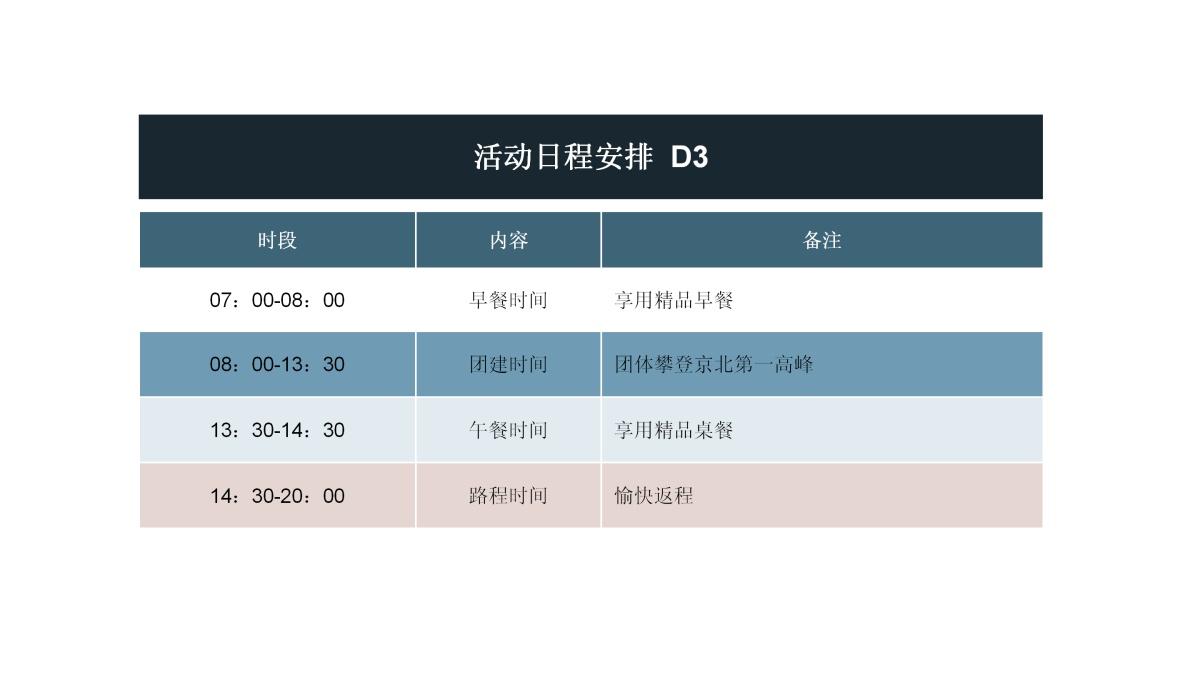 坝上草原3日2晚   线上活动模板_14