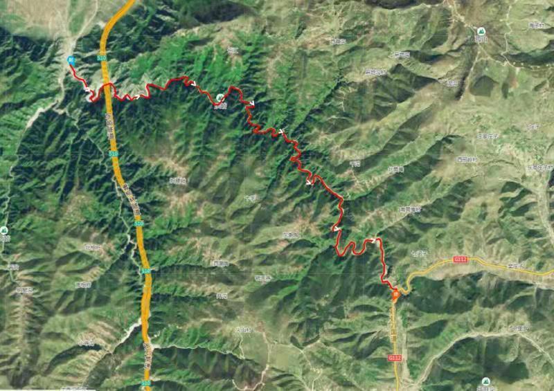 四十里峡1