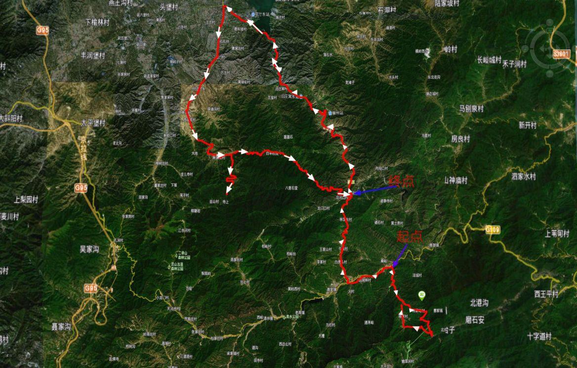 幽州路线图