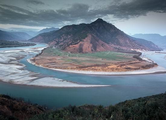 寻找路上的风景——三江并流