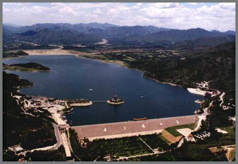 ◣5月10日周六 纪念十三陵水库五十周年,凤山 大坝